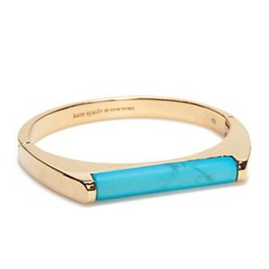 Kate Spade Building Blocks Bracelet - Blue